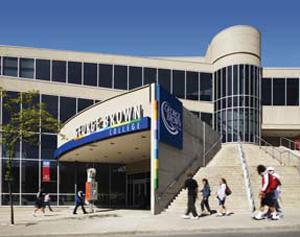 George brown college в торонто канада
