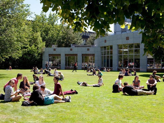 University of Canterbury, город Крайстчерч, Новая Зеландия | СВТ-Центр
