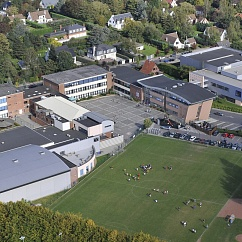 St. John's School, located in Vancouver, British Columbia